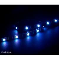 Akasa Vegas M AK-LD05-50WH White Magnetic 15 LED Strip Light