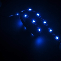 "Akasa ""Vegas"" AK-LD02-05BL LED Strip Light 60cm Blue"