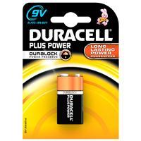 Duracell Power Plus 1 Pack Alkaline Battery