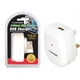 Lloytron 2100mA USB Wall Charger White