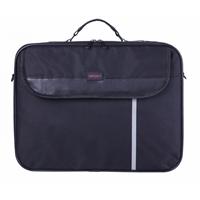 """HiPoint 15.6"""" Black Laptop Bag with Shoulder Strap"""