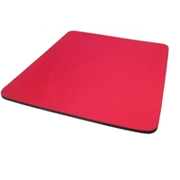Red Non Slip Mouse Mat