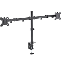 Von Haus Double Arm Desk Mount 05/116 - Tgt01
