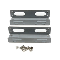 StarTech 3.5in Universal Hard Drive Mounting Bracket Adapter for 5.25in Bay