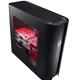BitFenix Pandora Window Micro ATX 2 x USB 3.0 Black Windowed Sid
