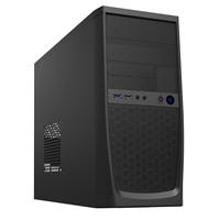 CiT Elite Micro ATX 1 x USB 3.0 / 1 x USB 2.0 Black Case with 500W PSU