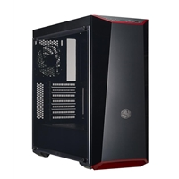 Cooler Master Masterbox Lite 5 Atx 2 X Usb 3.0 Side Window Panel Black Case Mcw-l5s3-kann-01 - Tgt01