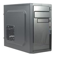 Cronus 63604MV2 Micro ATX 2 x USB 2.0 / 1 x USB 3.0 No PSU Black Case