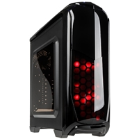 Kolink Aviator Midi Tower Gaming Case - Black Aviatorbk - Tgt01