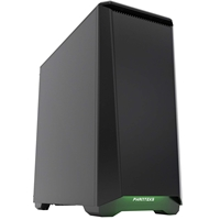 Phanteks Eclipse P400s Midi Tower Noise Dampened Selectable Light Satin Black Case Ph-ec416psc_bk - Tgt01