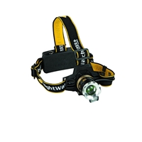 NightWatcher 3W CREE LED Rechargable Head Lamp