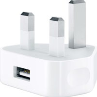 Apple 5w Usb Power Adapter Md812b/c - Tgt01