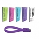 Candywirez Micro USB - 6in/15.2cm Magnetic Silicon Flat tang