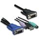 Intellinet KVM 1.8m Cable Kit
