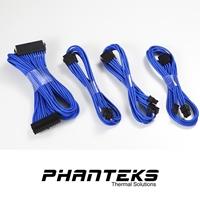 Phanteks Blue 0.50m Extension Cable Combo Kit Ph-cb-cmbo_bl - Tgt01