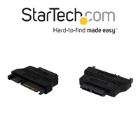 StarTech Slimline SATA to SATA Adapter with Power - F/M