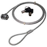 Laptop Barrel Lock Security Cable 1m Nlnbl-001 - Tgt01