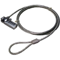 Laptop Combination Security Lock Cable 1.4m Nlnbl-002 - Tgt01