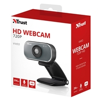 Trust 20818 Viveo Hd 720p Webcam 20818 - Tgt01