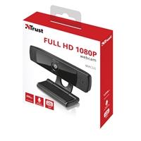 Trust 21596 Macul Full Hd 1080p Webcam 21596 - Tgt01