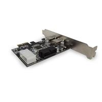 HiPoint USB 3.0 PCIe Controller 2 External Ports plus 1 Internal Header