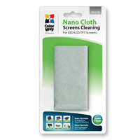 Colorway Nano-cloth For Screen And Monitor Cleaning Cw-6109 - Tgt01