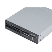 Akasa AK-ICR-11 6-Slot Multi Card Reader with Bluetooth