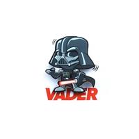 Darth Vader 3D Mini Wall Light