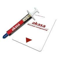 Akasa AK-455-5G 5g Syringe (Grey) Performance Thermal Compound