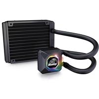 Akasa Venom R10 Aio Universal 120mm Rgb Fan Liquid Cpu Cooler Ak-lc4001hs03 - Tgt01