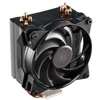 Cooler Master Masterair Pro 4 Universal Socket Single Fan Black Fan Cpu Cooler May-t4pn-220pk-r1 - Tgt01