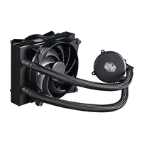 Cooler Master MasterLiquid 120 AiO Universal Socket 120mm PWM 2000RPM Fan Liquid CPU Cooler