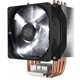 Cooler Master Hyper H411R Universal Socket Single White LED Fan