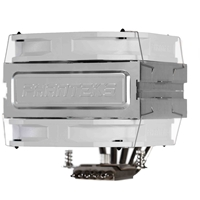 Phanteks Ph-tc14cs_bk Universal Socket 2 X 140mm Ph-f140ts 1200rpm Premium Fans Silver Single Tower C-type Fan Cpu Cooler Ph-tc14cs - Tgt01