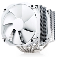 Phanteks PH-TC14PE Universal Socket 2 x 140mm PH-F140HP 1200RPM Premium Fans White Premium Edition Fan CPU Cooler