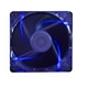 Xilence XF044 XPF120.TBL 120mm 1300RPM Blue LED Performance Case