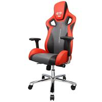E-blue Cobra-x Red Metal Pc Gaming Chair Eec306reaa-ia - Tgt01