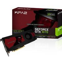 Kfa2 Geforce Gtx1070 8gb Gddr5 Vr Ready Active Cooling System Graphics Card Gtx1070-8g - Tgt01