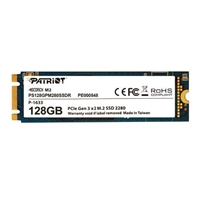 Patriot Scorch 128gb M.2 Nvme 2280 Solid State Drive Ps128gpm280ssdr - Tgt01