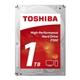 "Toshiba P300 HDWD110UZSVA 1TB 3.5"" 7200RPM 64MB Cache SATA"