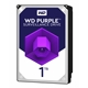 "Western Digital Purple WD10PURZ 1TB 3.5"" 5400RPM 64MB Cache"
