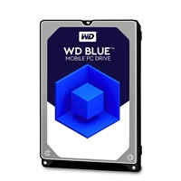 "WD Blue WD5000LPCX 500GB 2.5"" 5400RPM 16MB Cache SATA III Internal Hard Drive"