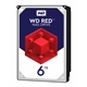 "Western Digital Red 6TB 3.5"" 5400rpm 64mb Cache Sata III In"
