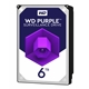 "Western Digital Purple WD60PURZ 6TB 3.5"" 5400RPM 64MB Cache"