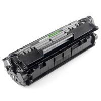 Colorway Compatible Hp Q2612a Black Laser Toner Cartridge Cw-hq2612/fx10eu - Tgt01