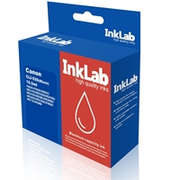 Inklab Cli526 Canon Compatible Black Replacement Ink Cc-526bk - Tgt01