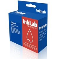 Inklab 614 Epson Compatible Yellow Replacement Ink E0614 - Tgt01