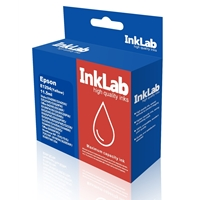 Inklab 1294 Epson Compatible Yellow Replacement Ink E1294 - Tgt01