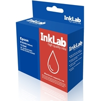 Inklab 1634 Epson Compatible Yellow Replacement Ink E1634 - Tgt01
