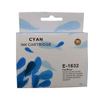 T1632 Epson Compatible Cyan Replacement Ink